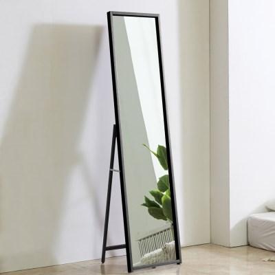 준우드 거치경300 블랙/화이트/메이플/레드 전신거울