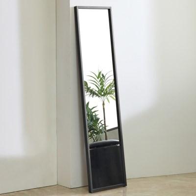 준우드 전신경300 블랙/화이트/메이플/레드 전신거울