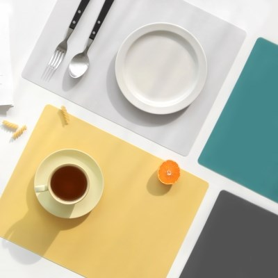 팔레트 실리콘 테이블매트 5color