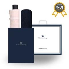송월 우산 타올 C.M 선물세트16 (CM3단더블스트라이프+CM포라인)