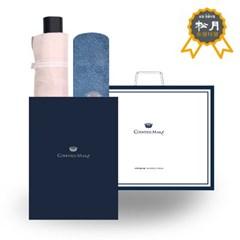 송월 우산 타올 C.M 선물세트9 (CM3단더블스트라이프+CM센치)