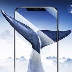 필름스타 아이폰12mini/12/12pro/12pro_max 테두리 없는 3D 강화유리