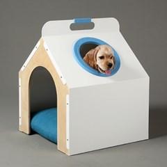 리틀팩토리 퍼니하우스 중형 강아지집 고양이집 (4 color)