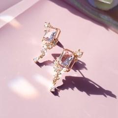 [윙블링] 라벤더블룸2 귀걸이/귀찌