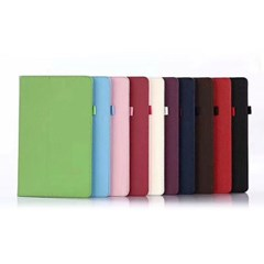 아이패드미니1 컬러풀 가죽 태블릿 케이스 T053_(3390071)