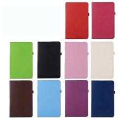 아이패드미니5 컬러풀 가죽 태블릿 케이스 T053_(3390067)