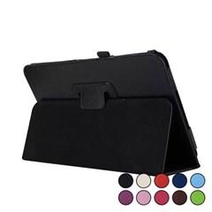 아이패드3 컬러풀 마그네틱 가죽 태블릿 케이스 T053_(3390062)