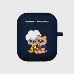 paconnie and covy 3D glass-navy(Air pos)