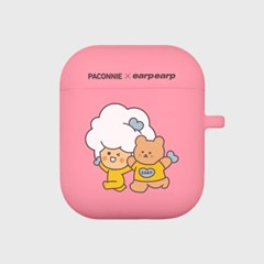 paconnie and covy exciting-pink(Air pods)