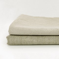 [Fabric] 린넨 내추럴 투톤 캔버스
