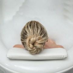 욕실 욕조 방수 쿠션베개 반신욕베개 스파필로우 반신욕 욕조베개