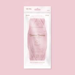 꼼마꼼마 어른마스크 KF94 5매 분홍색X5set