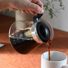 디오엠오 유리 커피서버 드립서버 600ml_(1745969)