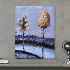 Home gallery CANVAS Oil Painting 풍경