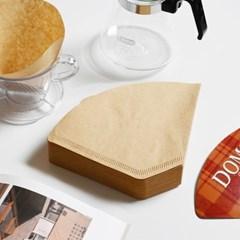 디오엠오 커피 여과지 필터 1-4인 100매_(1746696)