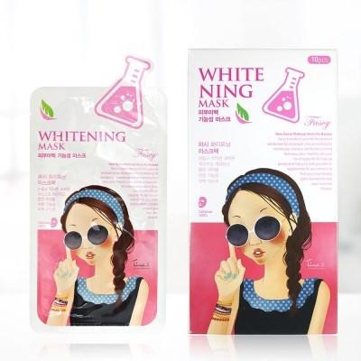 파시 화이트닝 마스크팩 (선글라스 티나) 1box (10매)+1box (10매)