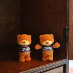 Y작업실_Y'SPICK_snickers bear (스니커즈 베어)