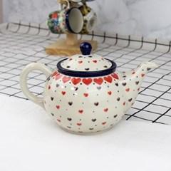 폴란드그릇 아티스티나 티포트티팟주전자 패턴2108