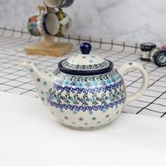 폴란드그릇 아티스티나 티포트티팟주전자 패턴2250