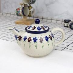 폴란드그릇 아티스티나 티포트티팟주전자 패턴2178