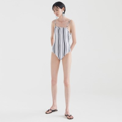 Pure One-piece - Stripe
