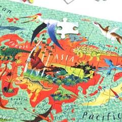 [크로커다일크릭] 공룡 200피스 포스터 퍼즐 / 5세이상