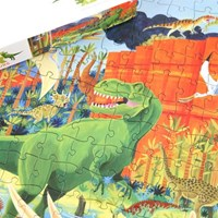 [크로커다일크릭] 공룡 300피스 포스터 퍼즐 / 5세이상