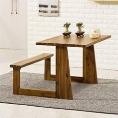 포메리트 아카시아 원목 식탁 테이블 381