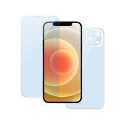아이폰12 기스복원 풀커버 액정보호필름 전후면 각1매