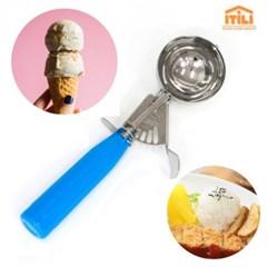 이딜리 아이스크림 스쿱 16호 스푼 셔터기 디퍼 돈까스 밥 스쿱