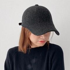 가을 겨울 니트 울 볼캡 모자