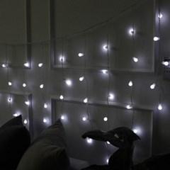 LED 95P 써클고드름 전구(백색)_(2088073)
