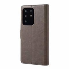 아이폰6S 스탠딩 심플 카드수납 가죽 케이스 P134_(3403823)