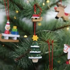 크리스마스 나무 오너먼트 장식 별 3set - 막스(MARKS)