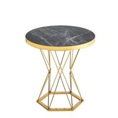 웨스트 골드엣지 원형 테이블 2