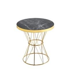 웨스트 골드엣지 원형 테이블