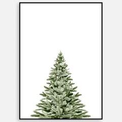 크리스마스 담은 그림 한 점