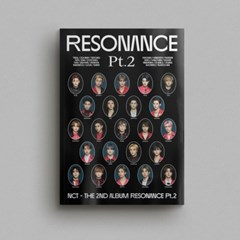 NCT (엔시티) - The 2nd Album RESONANCE Pt.2 (Arrival Ver.)