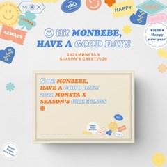 몬스타엑스 (MONSTA X) - 2021 시즌그리팅