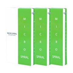 (3박스) 한국라텍스 마이크로 스파이럴 8P 총24P