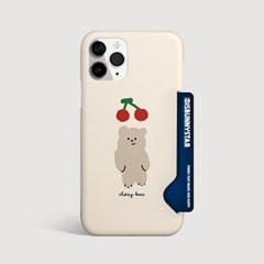 체리곰곰 카드수납 케이스-021