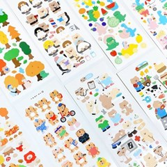 RoomRoom seal stickers 27-36