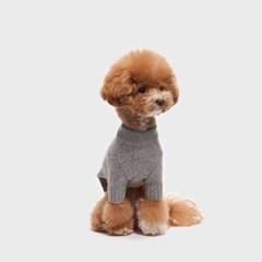 램스울 스웨터 그레이