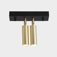 LED 스포트 2등 직부