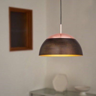 LED 빈티지 핸드칠 1등 펜던트
