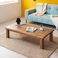 잉글랜더 코나 참죽나무 원목 좌식 테이블_(12934535)
