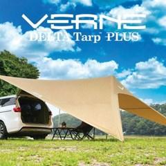 (당일발송) VERNE 베른 델타타프 플러스 차박타프 텐트