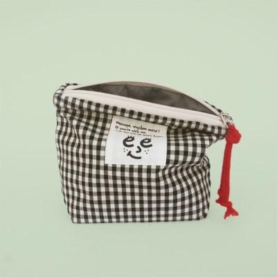 Check pouch(S)_Black