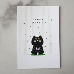 [마을프렌즈] 이너피스 엽서
