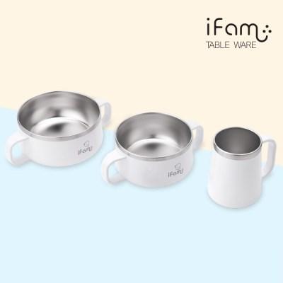 아이팜 이지두잉 유아 밥그릇+국그릇+컵 3종 세트